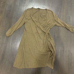 Express Long Sleeve Sweater Dress